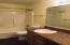 Full Bathroom w/ Shower/Tub Combo & Vanity Area