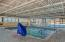 The indoor pool is a major benefit for those wishing to get in out of the sun or if it's raining. Also has handicap access.