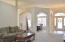 Great Room with 11 Foot Ceilings!