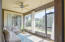 Screened in Lanai opens to Great Room, Master and Kitchen