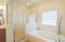 Whirlpool Tub and Separate Shower