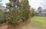 Fully Landscaped Private Back yard big enough for kids and pets.