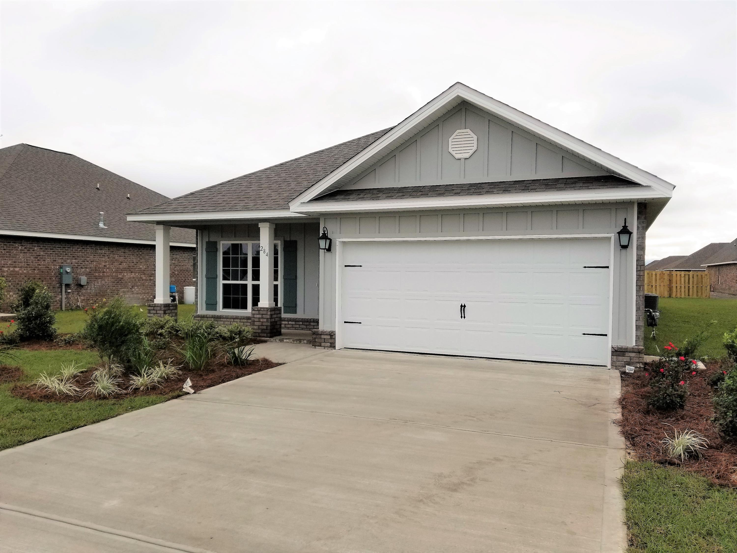 BRAND NEW CONSTRUCTION - Why buy a used home when you can buy a new, never lived in home with a full builders warranty?? Incredible Standard Features in this home INCLUDE: 3 sides brick, gas hot water heater, gas stub for grill and stove, Granite Countertops in kitchen & baths, tile shower in master, Stainless Steel Frigidaire Microwave, Stove & Dishwasher, Brushed Nickel Plumbing Fixtures, Hard surface floors in common areas in the home, baths & utility room, only carpet in bedrooms. Extensive Crown Molding, Designer Brushed Nickel Lighting & so much more Pictures, photographs, floor plans, elevations, features, colors and sizes are approximate for illustration purposes only and will vary from the homes as built. Home and community information including pricing, included features, terms, availability and amenities are subject to change and prior sale at any time without notice or obligation. For Move-In/Completion Estimates: Ready dates are estimates only. Timing of completion of construction and buyer move-in are subject to contingencies contained in home purchase agreement and governing jurisdictions issuance of a certificate of occupancy, and may change due to forces majeures and other delays or disruptions outside the reasonable control of D.R. Horton, Inc.