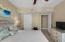 Guest bedroom 3 towards closet and hallway