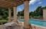 Indoor-outdoor pool deck
