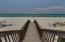 One of five beach walk-overs