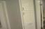 Linen Cabinet in Master Bath