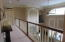 The bonus room at the end of the balcony