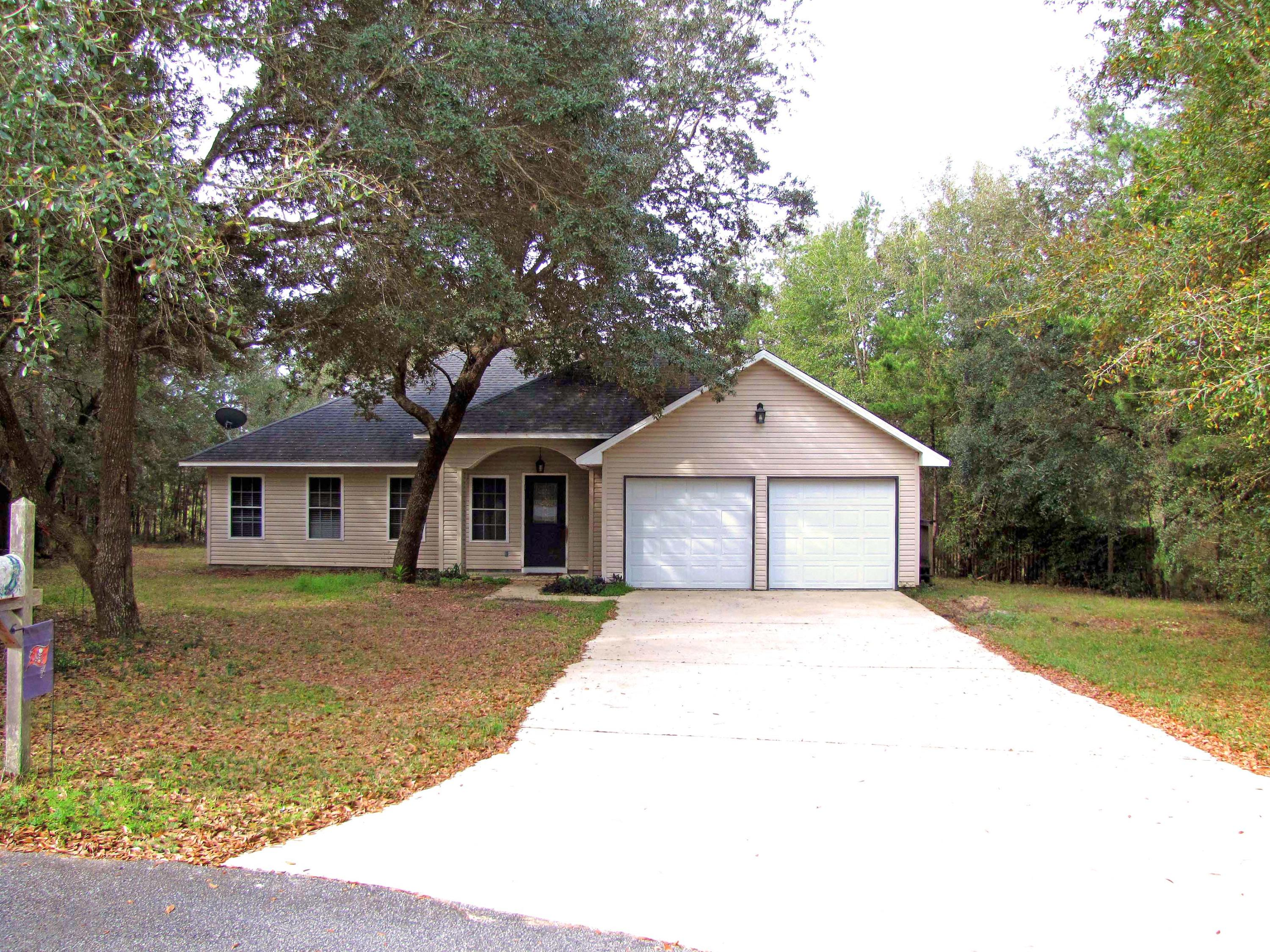 No HOA in this nice neighborhood.  Open floor plan with nice appliances and solid surface counter tops.  New AC in 2011 and new duct work in 2016.  Dimensions are approximate and should be verified.