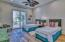 2nd Floor Twin/Twin Bedroom with Private Balcony