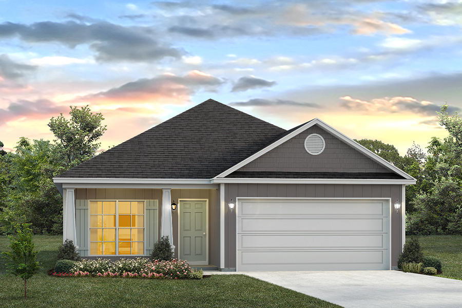 Don't miss Southern Pines! Brand new community in Santa Rosa Beach at pre-construction pricing now for sale! The Oakley is a great layout with spacious bedrooms and open concept all on one floor. Additional features include solid surface granite countertops and vanities, Engineered Vinyl plank flooring for low maintenance, Frigidaire appliances, Smart home package and much more. Amazing value so close to the Emerald Coast Beaches in South Walton minutes from 30A, Sacred Heart Hospital, Grand Blvd, local dining etc. Don't miss these new homes at pre-construction pricing!
