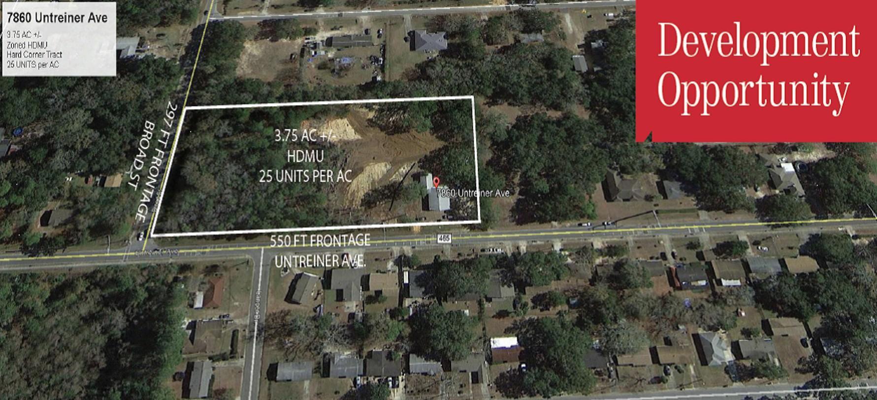 7860 Untreiner Avenue, Pensacola, FL 32534