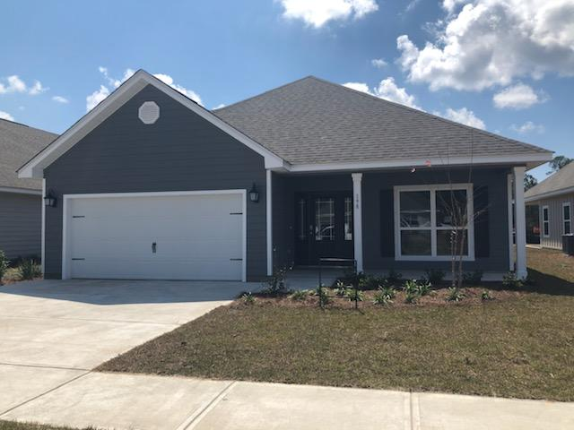 Welcome to Stonegate, directly in the heart of Santa Rosa Beach 5 minutes away from the Grand Boulevard, 5 minutes away from Sacred Heart Hospital, and 10 minute drive to the Emerald Coast Beaches & directly across from 30-A! Don't miss our introductory pricing as this community was just released for the homeowner wanting a great value so close to the beach! This home has a beautiful open concept living/kitchen with a well thought out office or formal dining room right at entry. Cute covered back porch with sizable yard!  Home is near completion. Be the first homeowner of this brand new home and community at a great value! Don't wait, call today for your private showing of the community! Each home equipped with smart home technology.