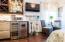 Wine Refrigerator and Built in Refrigerator & Freezer Drawers