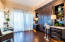 Beautiful Cabinetry - Murphy Bed in Upright Position