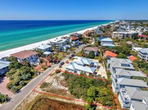 Gulf Dunes is a private Gulf front neighborhood of just 17 homesites. It is ideally located just East of Blue Mt Beach and minutes to Seaside, the shops of Gulf Place, dining, golfing and 22 miles of bike and jogging trails along Hwy 30A.