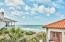 Being an end lot overlooking a beach access you have a prime location and view in the community.