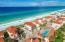 Expansive stretch of beach designated for Vizcaya totaling 1,000 feet. Own in one of 30A's finest communities!