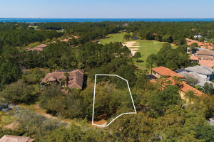 Rare golf course front lot in the Preserve neighborhood of Burnt Pine in the Sandestin Resort
