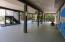 1,012 sq' covered parking/storage plus 400 sq' enclosed dry storage rooms