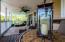 Spacious private porch off Master suite