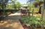 Open walkway deck