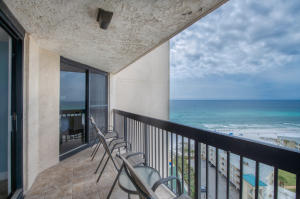 These units rarely go on the market! Lucky for you this one did. If a fabulous view, great location and all the best amenities is what you've been looking for, then don't let this one pass you by! This 16th floor unit in the ever popular Sundestin resort is located on the far west end of the building where your views abound from the gorgeous emerald waters of the gulf of Mexico!