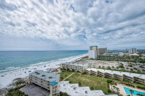 These units rarely go on the market! Lucky for you this one did. If a fabulous view, great location and all the best amenities is what you've been looking for, then don't let this one pass you by! This 16th floor unit in the ever popular Sundestin resort is located on the far west end of the building where your views abound from the gorgeous emerald waters of the gulf of Mexico! Contact us for the details!