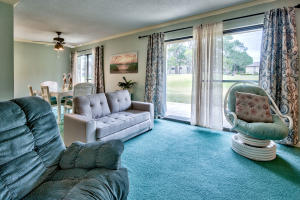 Conveniently located ground floor 2-bedroom condo at Seascape Resort!