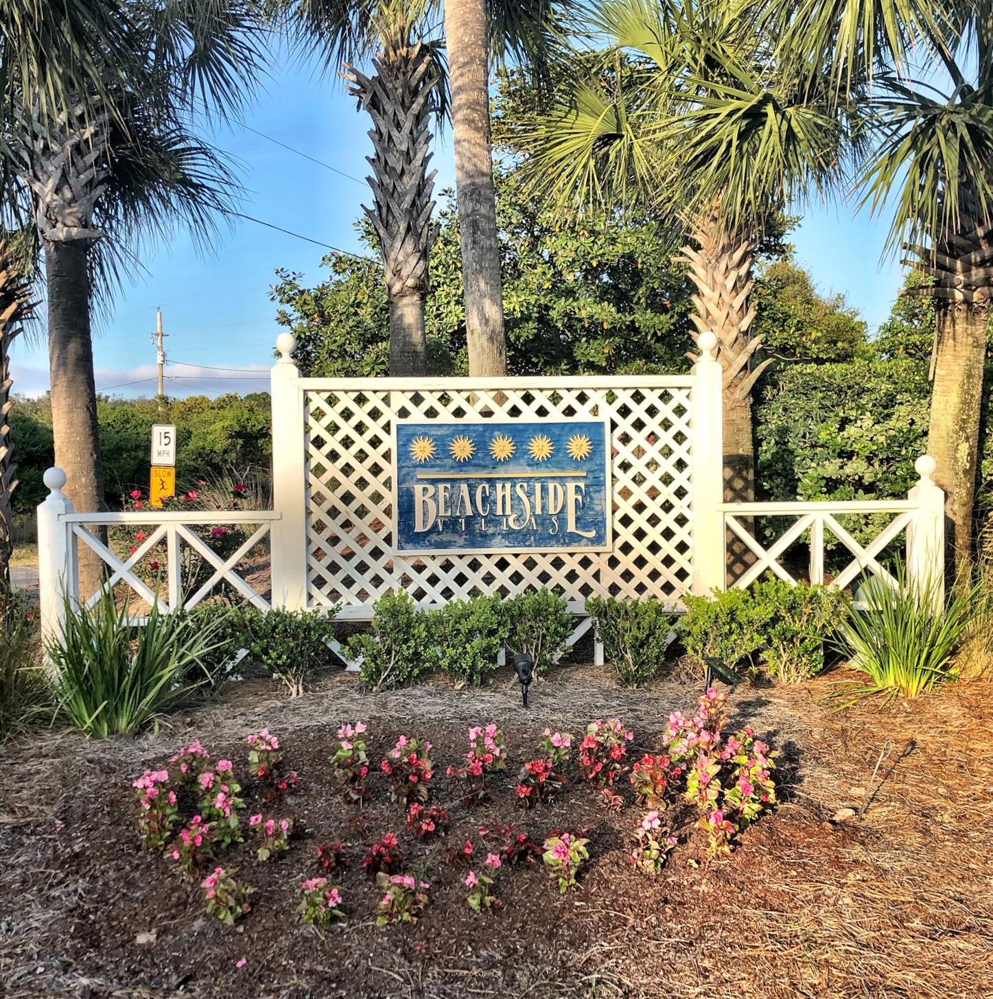 This beach property has it all with a gorgeous lake view, private beach access and located next to the pool.  Two pools, one of which is heated, two tennis courts, shuffleboard, and outdoor grilling area add the full package of relaxation and play.  The unit rents great and  makes a wonderful 2nd home to those that just want to come down to the Emerald Coast, kick off their flip flops and enjoy natural beauty and time with family and friends.  Just off the beaten path of 30A in Seagrove, all the best restaurants, entertainment, and shopping are within a bike ride or walk away. the heat and air unit was replaced in 2011, the water heater, refrigerator, washer/dryer replaced in 2018, and popcorn ceilings down, and wainscoting up in 2018.