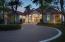 Ample Circular driveway space