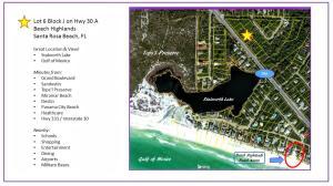 Lot 6 Block J Beach Highlands location