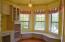 Playroom with Window Seat and more storage