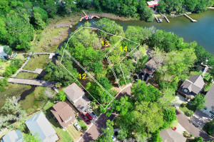 DEEP WATERFRONT Lot 14 on Mack Bayou!