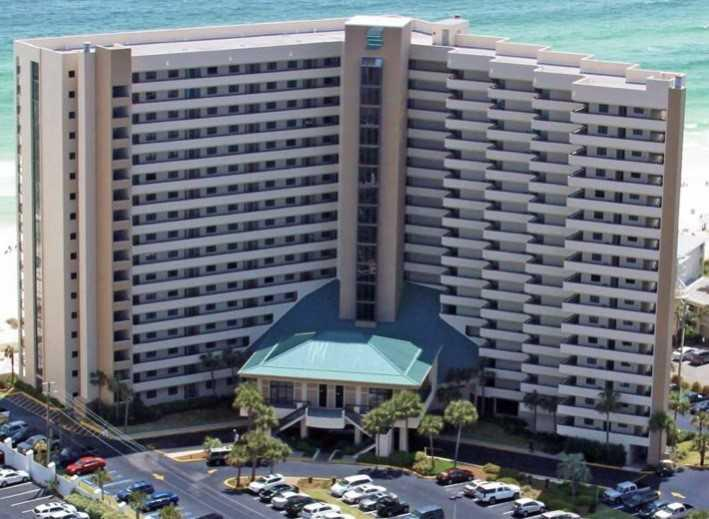 DESTIN's BEST BEACH DEAL! Lowest priced 1br at popular SunDestin. 1br/1.5 bath coastline 2nd fl (Interior corridor entry) w/gulfview of Emerald beaches! Sold UNFURNISHED except DR table/chairs, Kbed, nightstands, dresser remain also. Beautiful clean white tile floors, mirrored LR wall for a larger feel. LR /BR open to coastline balcony. NEW 6/1/19 Stainless Refrig. Range, & Dishwasher. Retrofitted for a stack washer dryer which remains. No better value than this! Liketype units gross between $27K-35K. The BEST Beach in the world is just steps away! Forget elevator, easy stairs to 2nd fl. Sundestin has every amenity! Indoor/Outdoor pool, Fitness, Restaurant, beachbar, hottub, splashpad, beach, store, 24-hr desk, on site mgt. & security! Close to Everything!