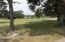 Golf course across the street