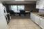Enter kitchen from foyer