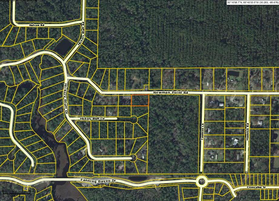 326 Newman Point Road, Southport, FL 32409
