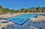 Community pool is just around the corner from the Golf Villas.