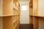 Oversized Walk-in Closet