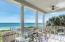 Gulf view from balcony