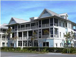 Situated along beautiful Scenic Highway 30A, this fantastic two bedroom condo is in the heart of WaterColor. The bedrooms are on the first floor with the living area on the second floor. The master bedroom overlooks Scenic Highway 30A, with views of the WaterColor Inn. This master bath features a tub/shower combo and an additional shower, the closet is a great size with room for everything you need at the beach. This beautiful unit is being sold fully furnished and move in ready.