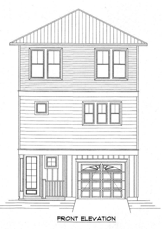 The Connor, with 2,160 sq ft, 4 bedrooms, 3 full baths, half bath, open  floor plan and garage. The first floor Master suite with walk in closet and private covered patio make this a retreat for certain. Along with a over sized shower and double vanities. The main floor with 9' ceilings, modern trim, ceramic wood flooring. The living/dining/kitchen area open to an over sized COVERED porch. The large kitchen with quartz counters, island bar seating with pendent lights, makes room for everyone. Up stairs, one guest room with private bath. two guest bedrooms with shared bath along with a large laundry room.  Lighthouse Pointe is conveniently located off 331 & The Bay, close to schools, parks, the beach towns of 30A and multiple beach accesses.