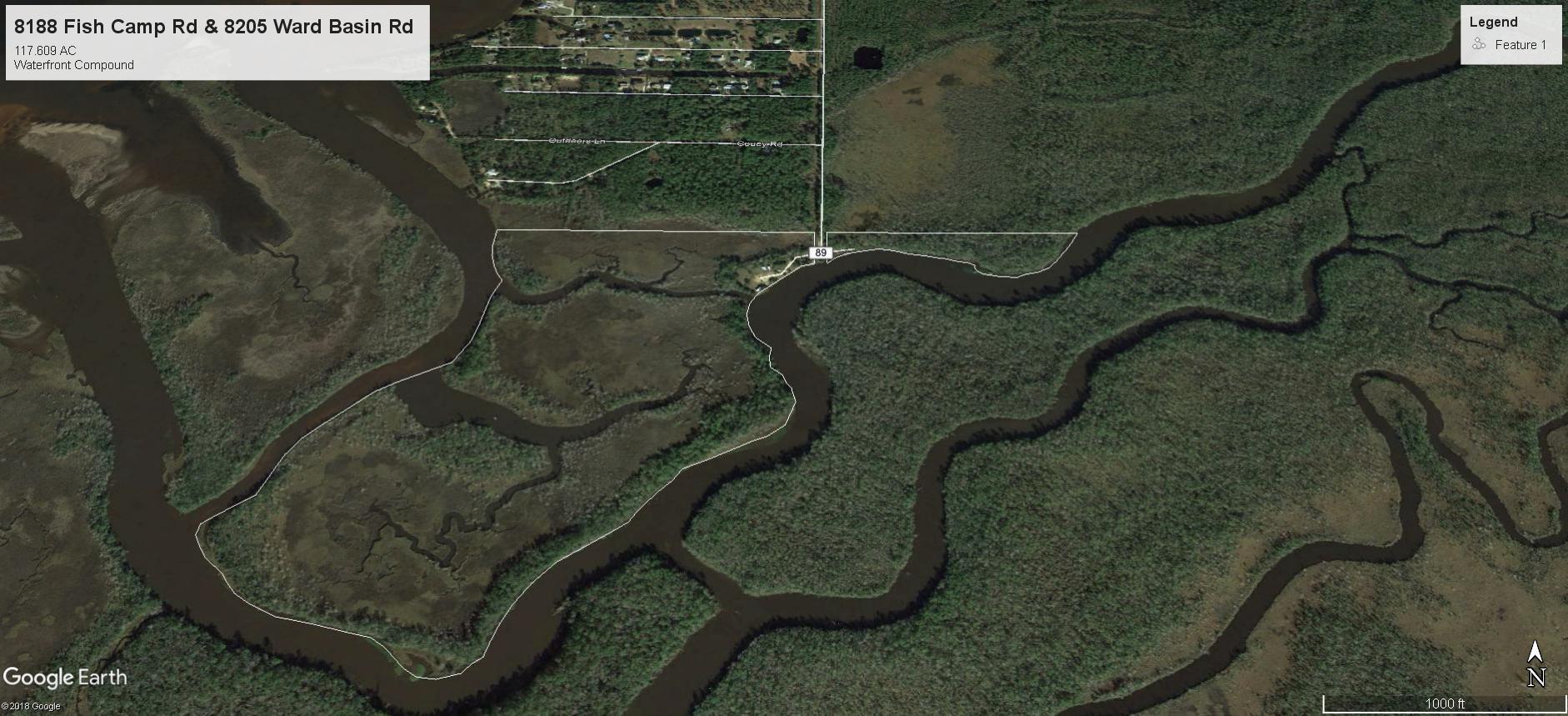 8188 Fish Camp Road, Milton, FL 32583