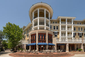 4th Floor Condo above Marlin Grill overlooking the Village of Baytowne Wharf Entertainment Area