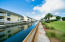 Canal that leads directly to Destin Harbor