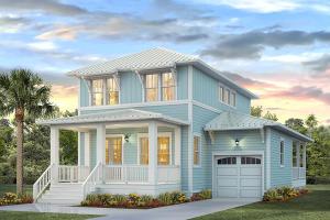 40 W Crabbing Hole Lane, Lot 005, Inlet Beach, FL 32461