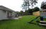 Large Fenced Backyard with Patio. Great yard for Kids playtime.
