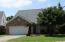 Front of 3808 Misty Way