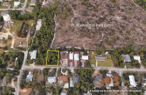 Lot 3 Woodland Drive, Santa Rosa Beach, FL 32459